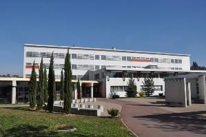 Le lycée Georges Brassens